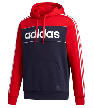 Adidas Adidas Mens Essentials Pullover Hoodie GL7465