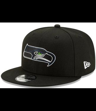 New Era New Era Mens Seahawks 950 Draft Official Snapback Black