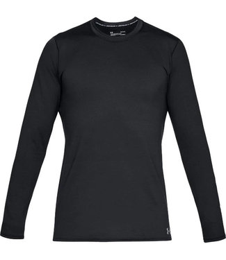Under Armour Under Armour Mens ColdGear Fitted Crew 1332491