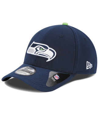 New Era New Era Junior Seattle Seahawks Team Classic Flexfit