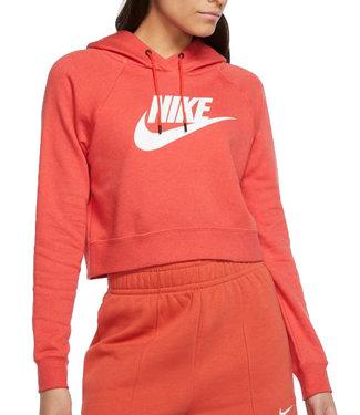 nike Nike Wmns NSW Essential Hoodie Crop CJ6327 673