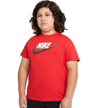 nike Nike Boys NSW Faux Emblem TShirt Plus DA4274 657
