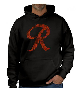 Casual Industrees Casual Industrees Mens Rainier Topo Pullover Hoodie MPO BK