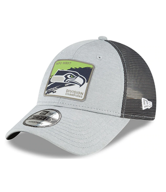 New Era Mens Seattle Seahawks NFC West Division Champs 940Snap