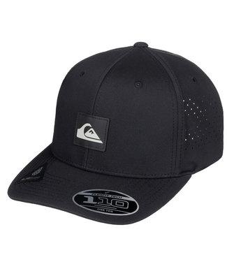 Quiksilver Quiksilver Mens Adapted  Strapback Hat AQYHA04559 KVJO