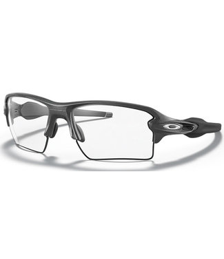 Oakley Oakley Flak 2.0 XL Steel Photochromic Irid Lens 9188 1659
