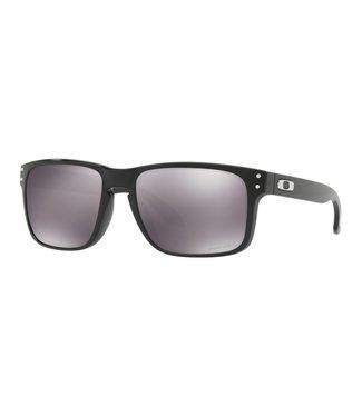 Oakley Oakley Holbrook Polished Black Frame Prizm Black Lens 9102 E155