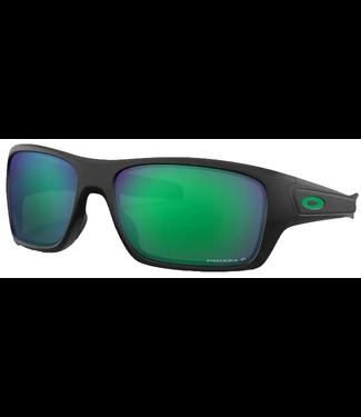 Oakley Oakley Turbine Matte Black Prizm Jade Polarized 9263 4563