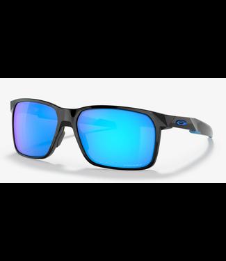 Oakley Oakley Portal X Polished Black  Prizm Sapphire 9460 12