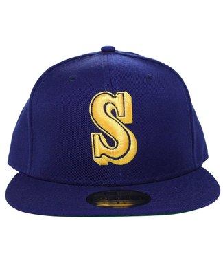 New Era New Era 5950 1987-1992 Seattle Mariners Retro Fitted Hat