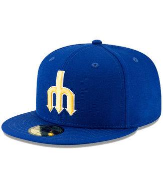 New Era New Era 5950 1977-1980 Seattle Mariners Retro Fitted Hat
