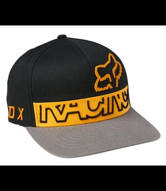 Fox Fox Mens Skew Flexfit Hat PTR 28338 052