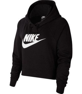 nike Nike Wmns NSW Essential Hoodie Crop CJ6327 010