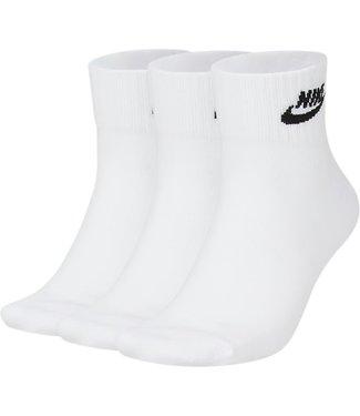 nike Copy of  Nike Everyday Essential Quarter 3pack SX0109  101