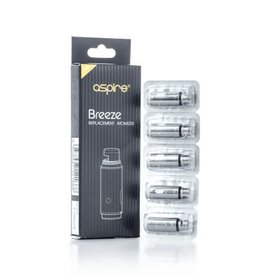 Aspire Aspire Breeze 2 Coil (5 pack) 1.0 Ohm