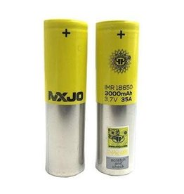 MXJO MXJO 18650 3000Mah 3.7V Batteries