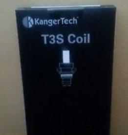 kanger Kanger  T3S  White Box Coil  Pack