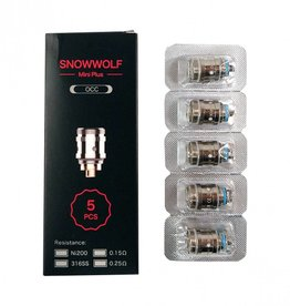 Snowwolf Snowwolf Mini Plus OCC Coil Pack