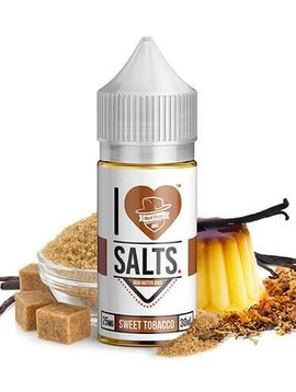 Mad Hatter Juice Mad Hatter Sweet Tobacco SALT