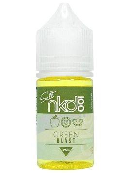Naked 100 salt Green Blast SALT