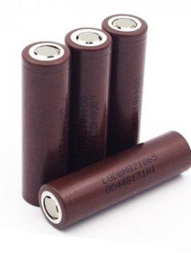 LG LG HG2 18650 Battery 3000mAh 20A