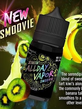 All Day Vapor Smoovie SALT