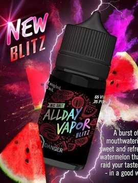 All Day Vapor Blitz SALT