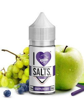 Mad Hatter Juice Mad Hatter Grappleberry SALT