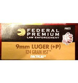 Federal Federal Premium 9MM +P