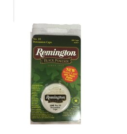 Remington Remington, #10 Percussion Caps