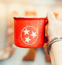 LUXE Tri-Star Mug