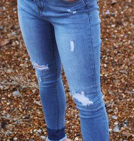 LUXE Ariana High Rise Jean