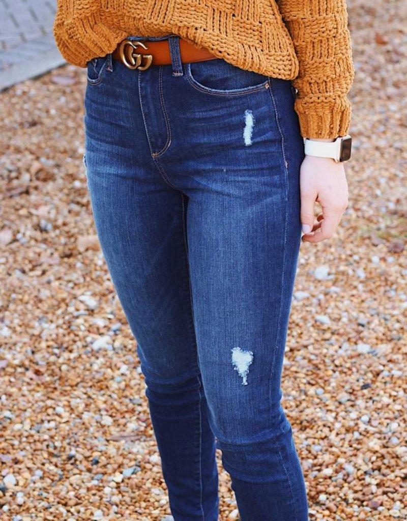 LUXE Natasha High Rise Jean