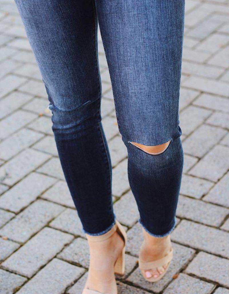 LUXE Carson Skinny Jean