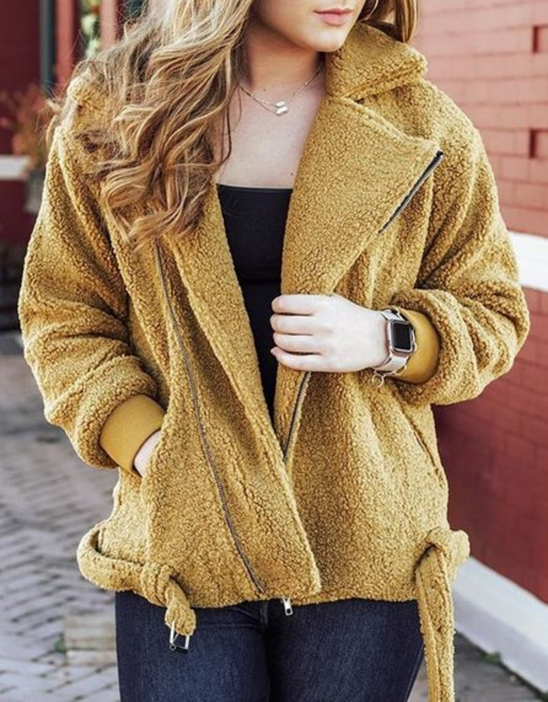 LUXE Cozy Up Jacket