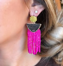 LUXE Bold Moves Statement Earring