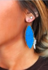 LUXE Better Than Okay Statement Earring