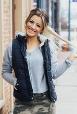 LAYNEE & LEE BossLady Hooded Vest