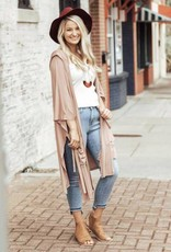 LUXE Go With The Flow Cardigan