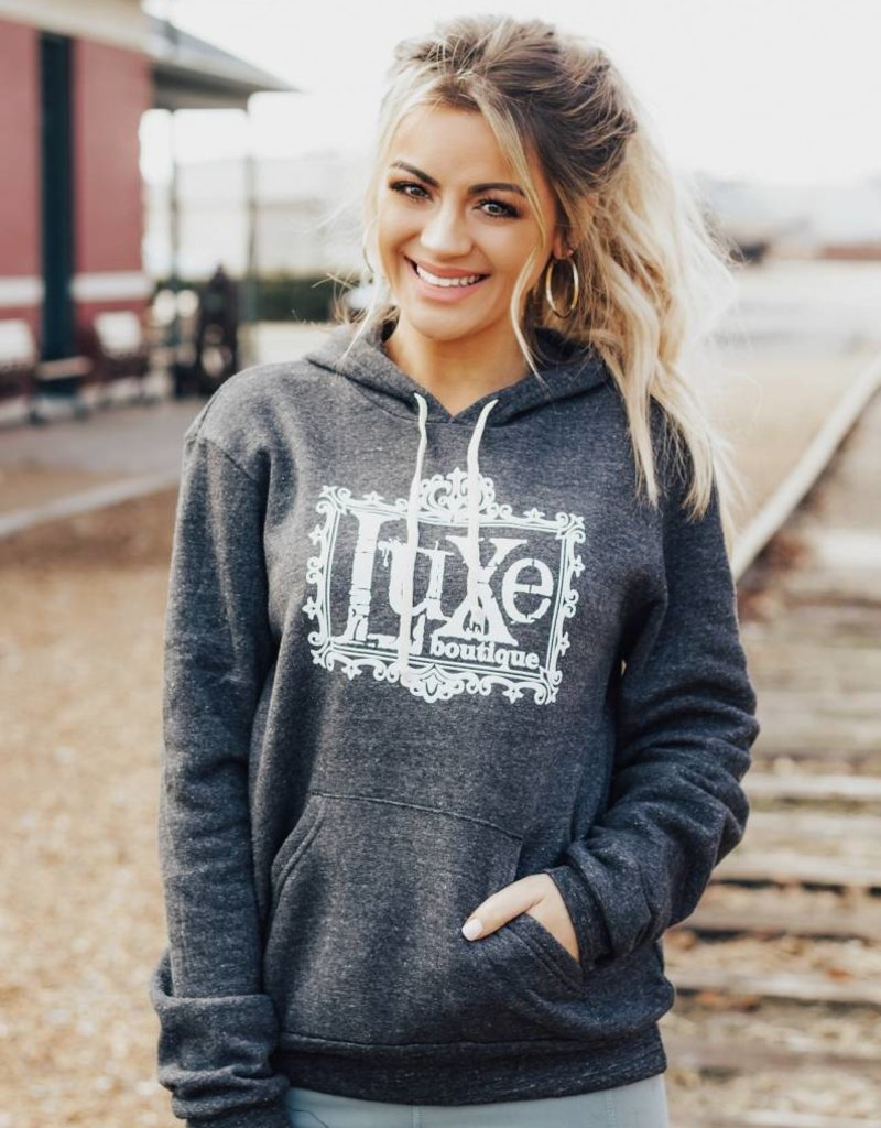 LUXE Luxe Babe Logo Hoodie