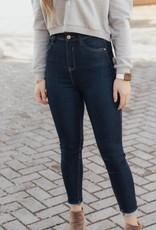 LUXE High Standards Dark Wash Jean
