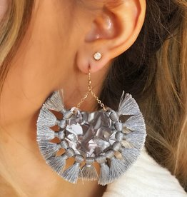 LUXE Beneath The Stars Statement Earring