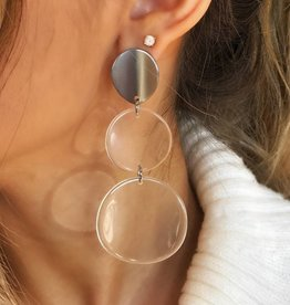 LUXE Instant Inspiration Statement Earring