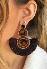 LUXE Wild Child Statement Earring