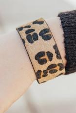 In The Wild Cheetah Print Cuff