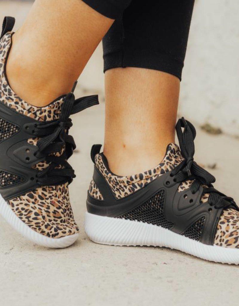 LUXE Walk On The Wild Side Sneaker