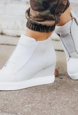 LUXE Trend Alert Wedge Sneaker