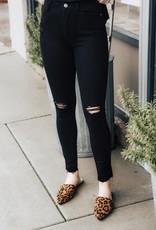 LUXE Keep It Classic Black Skinny Jean