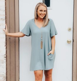 LUXE Go With The Flow Dress