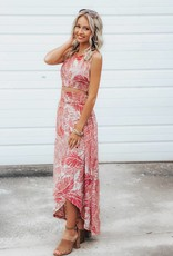 LUXE Bring On The Beach Maxi Skirt